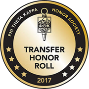 Phi Theta Kappa Transfer Honor Roll
